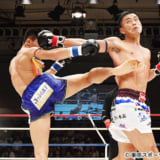 【KNOCK OUT】日菜太 強烈ローで復活勝利